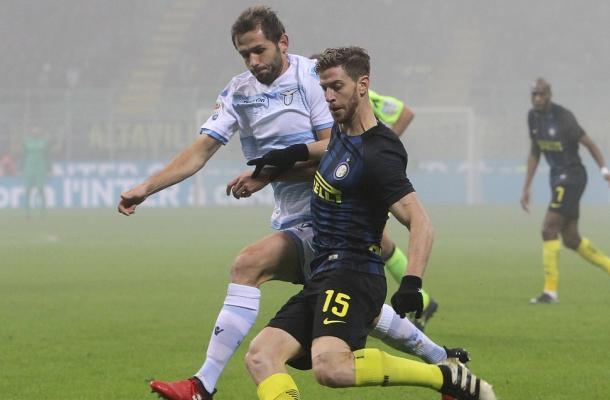 Ansaldi Inter-Lazio