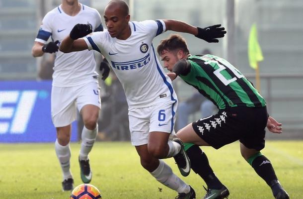 João Mário Sassuolo-Inter