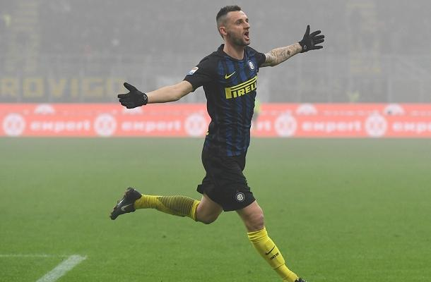 Marcelo Brozović Inter-Genoa