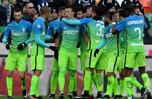 Ivan Perišić Udinese-Inter