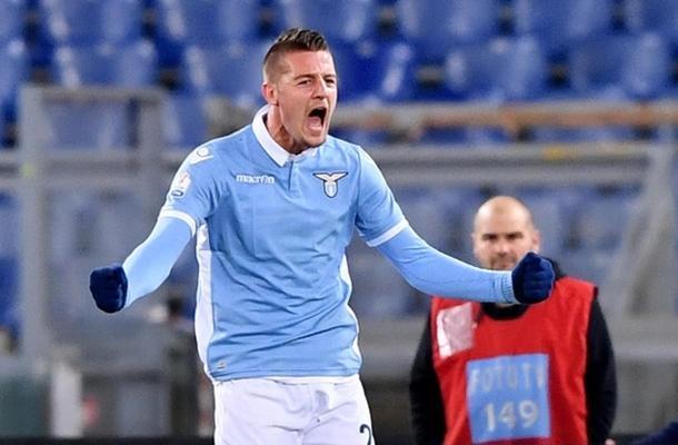 Milinković-Savić Lazio-Genoa
