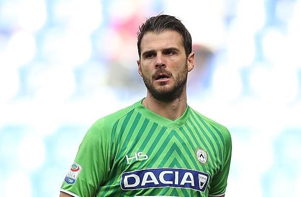 Orestis Karnezis Udinese