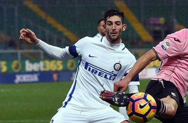 Roberto Gagliardini Palermo-Inter