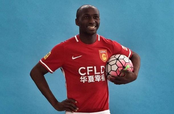 Stéphane Mbia Hebei China Fortune