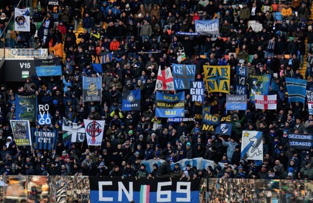 Tifosi Inter San Siro