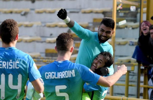 Gabigol Bologna-Inter