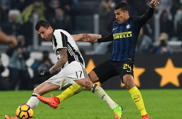 Murillo Mandžukić Juventus-Inter