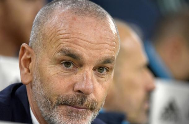 Stefano Pioli Juventus-Inter