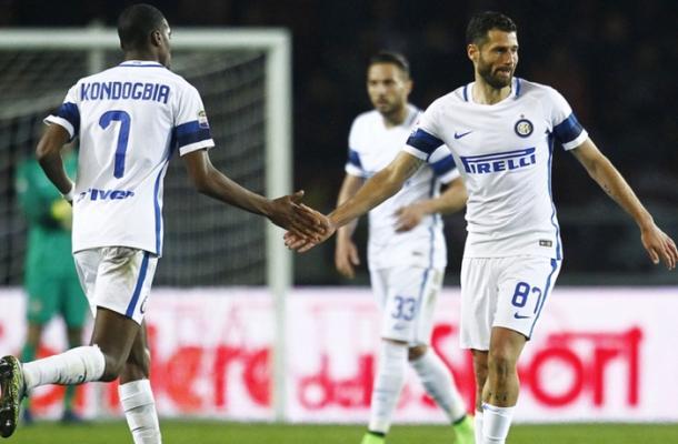 Kondogbia Candreva Torino-Inter