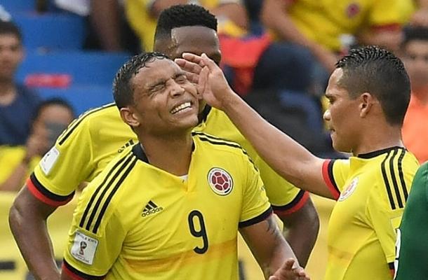 Luis Fernando Muriel Colombia-Bolivia