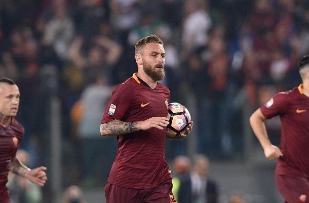 Daniele De Rossi Roma-Juventus