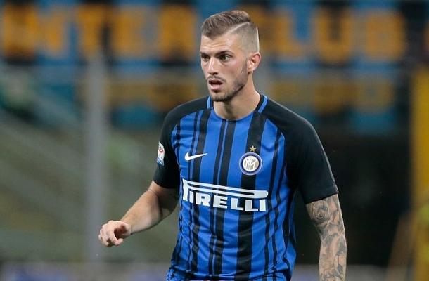 Davide Santon Inter-Udinese