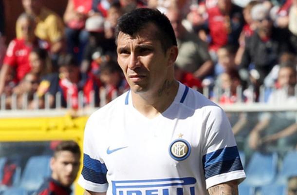 Gary Medel Genoa-Inter