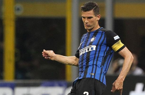 Marco Andreolli Inter-Udinese