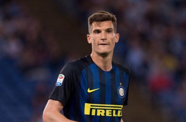 Marco Andreolli Lazio-Inter