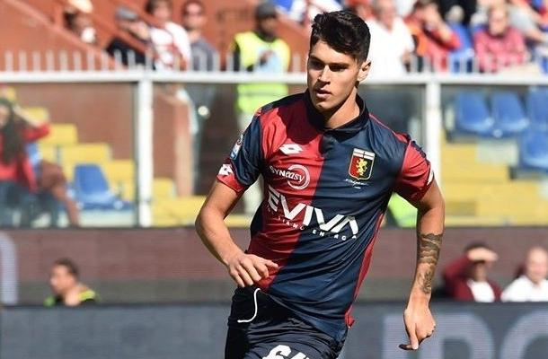 Pietro Pellegri Genoa