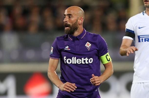 Borja Valero Fiorentina-Inter