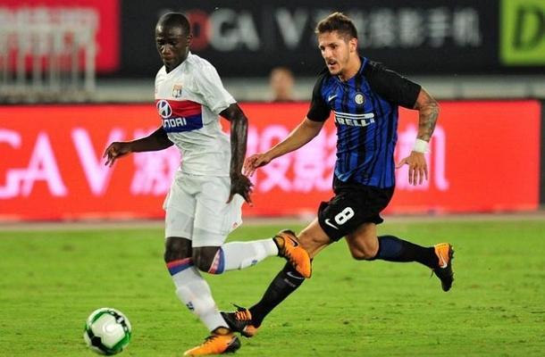 Stevan Jovetić Inter-Lione