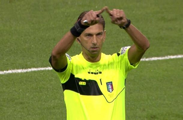 Paolo Tagliavento Inter-Fiorentina