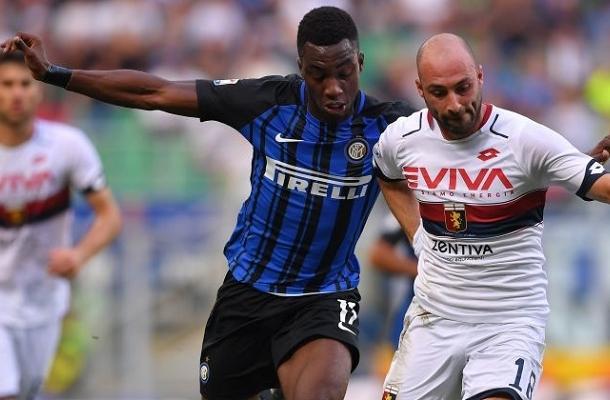Karamoh Migliore Inter-Genoa