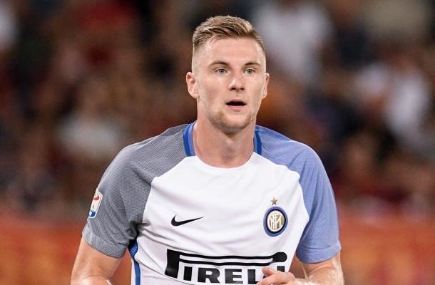 Milan Škriniar Roma-Inter