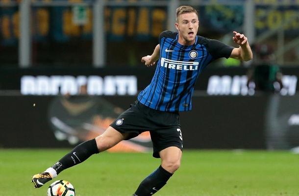 Inter, Skriniar operato agli occhi: