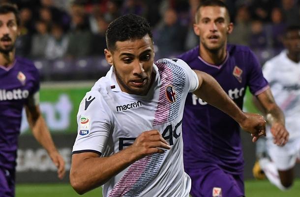 Saphir Taïder Fiorentina-Bologna