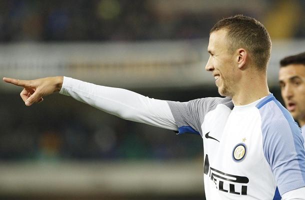 Ivan Perišić Verona-Inter