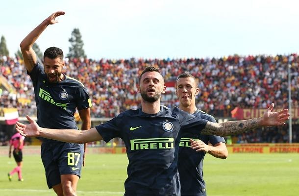 Marcelo Brozović Benevento-Inter