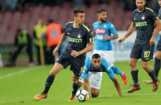 Matías Vecino Napoli-Inter