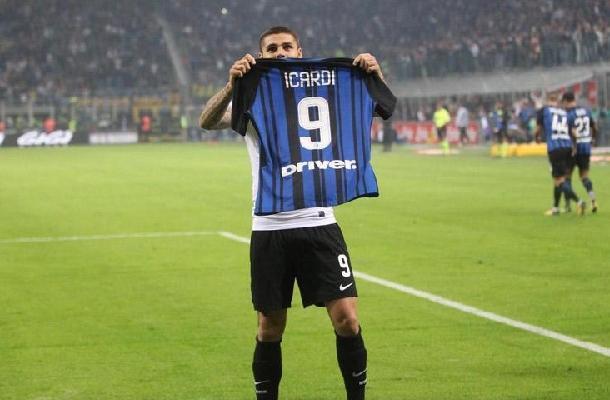 Mauro Icardi derby Inter-Milan