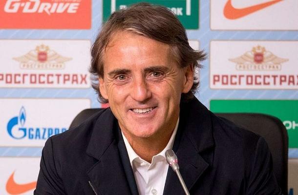 Roberto Mancini Zenit