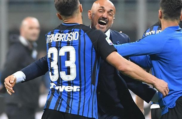 Spalletti D'Ambrosio Inter-Milan