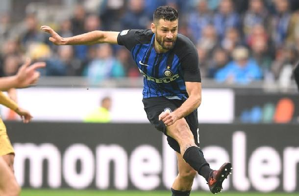 Antonio Candreva Inter-Torino
