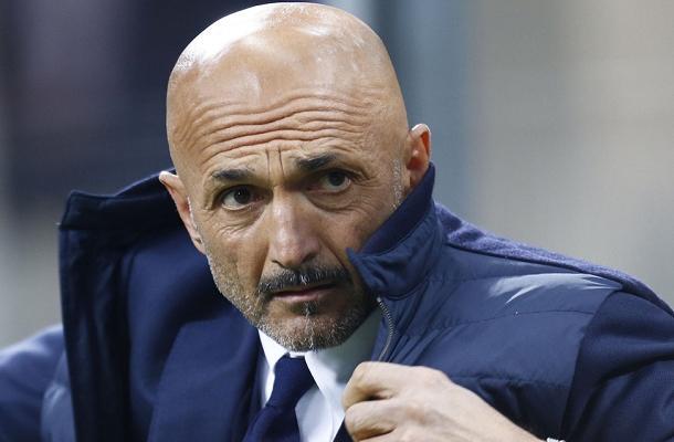 Luciano Spalletti Inter-Atalanta