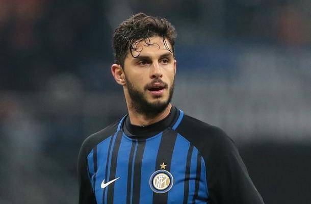 Andrea Ranocchia Inter-Chievo