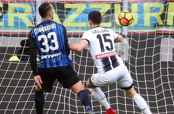 D'Ambrosio Lasagna Inter-Udinese