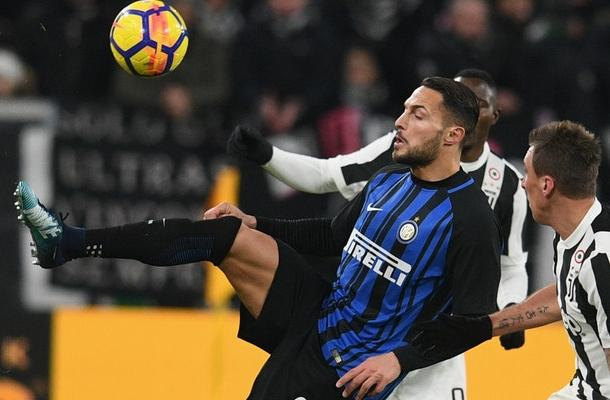 Danilo D'Ambrosio Juventus-Inter