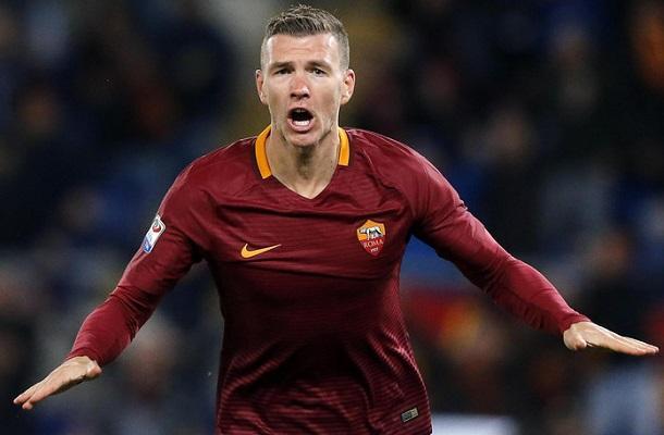 Calciomercato Roma, trovato l'accordo tra Dzeko e l'Inter