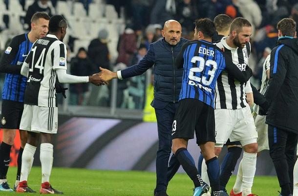Éder Spalletti Juventus-Inter