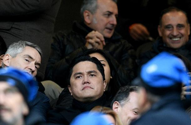 Erick Thohir Inter-Udinese
