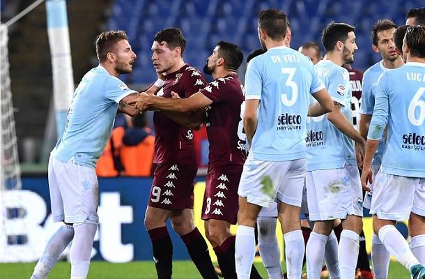 Immobile Lazio-Torino