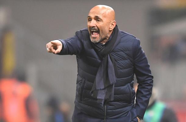 Luciano Spalletti Inter-Pordenone