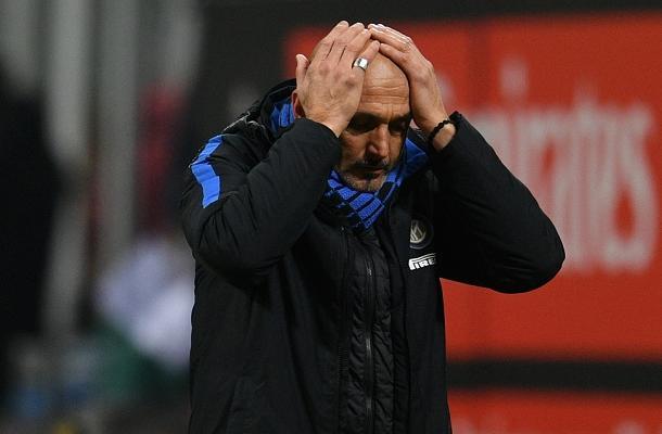 Luciano Spalletti Milan-Inter