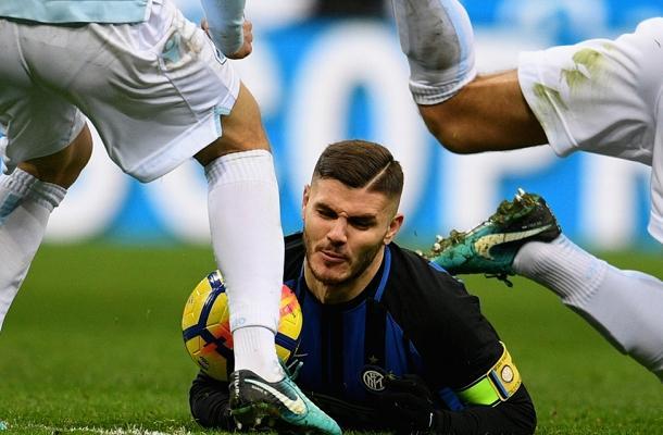 Mauro Icardi Inter-Lazio