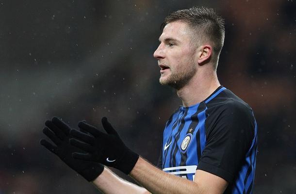 Milan Škriniar Milan-Inter