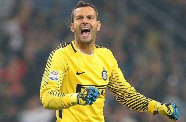 Samir Handanović Inter