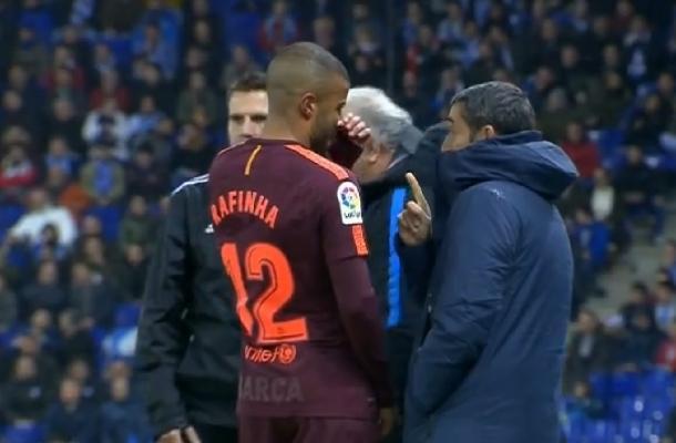 Rafinha Espanyol-Barcellona