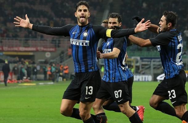 Andrea Ranocchia Inter-Benevento