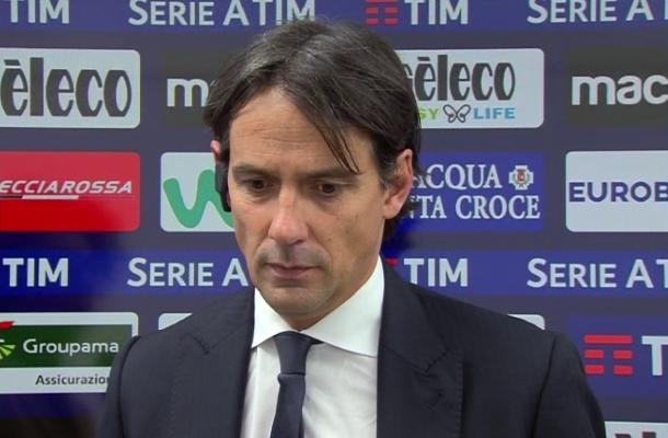Simone Inzaghi inter-lazio